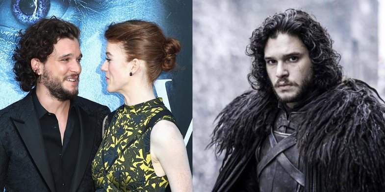 The famous 'Game of Thrones' couple, parents for the first time!