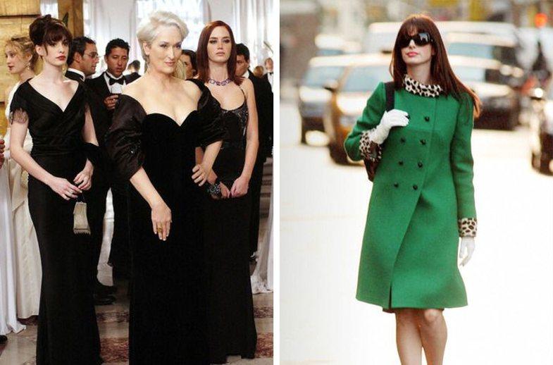 Moda dhe kinematografia: 10 momente kur personazhet e filmave vendosën