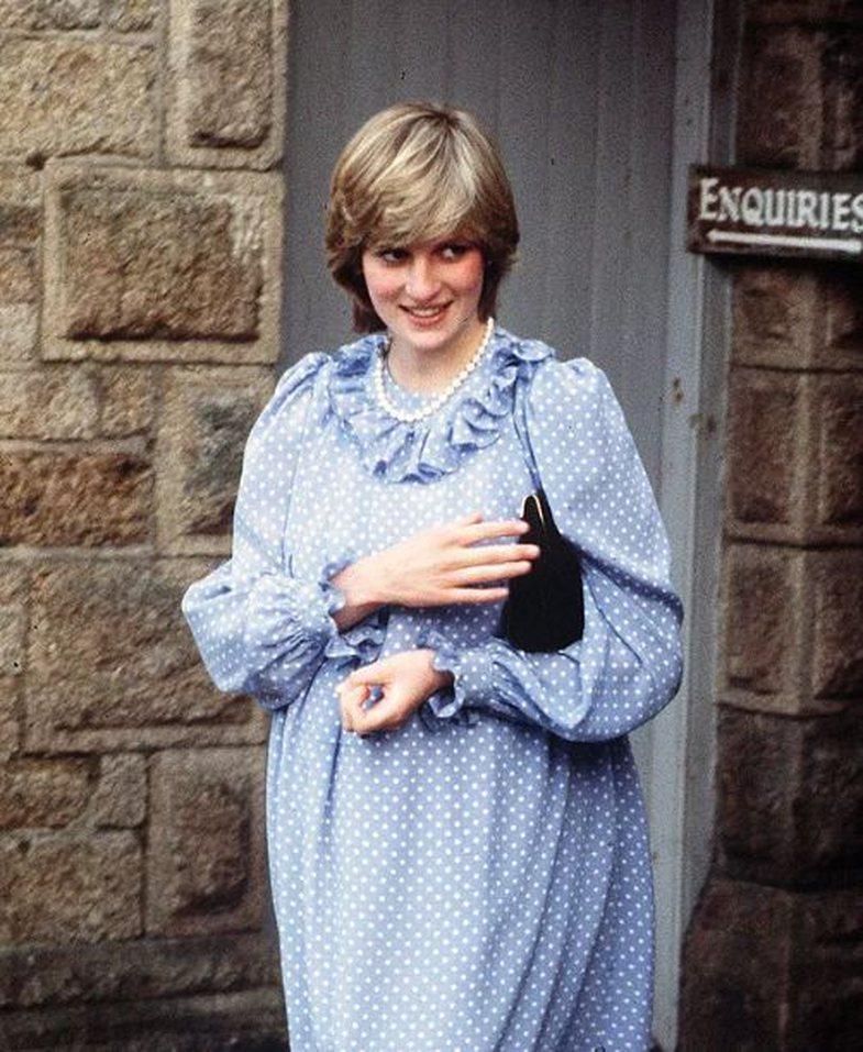Kate Middleton sapo ktheu trendin e famshëm të viteve '80