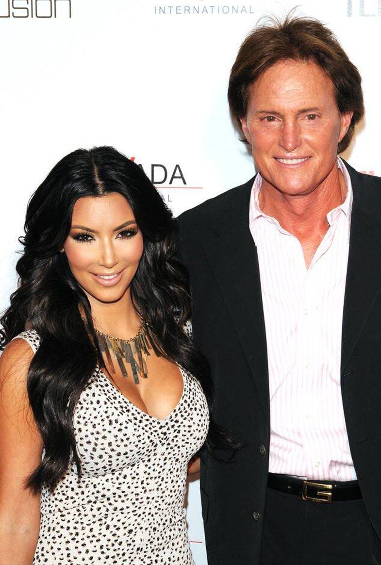 Kim Kardashian rrëfen për të vërtetën e Caitlyn Jenner