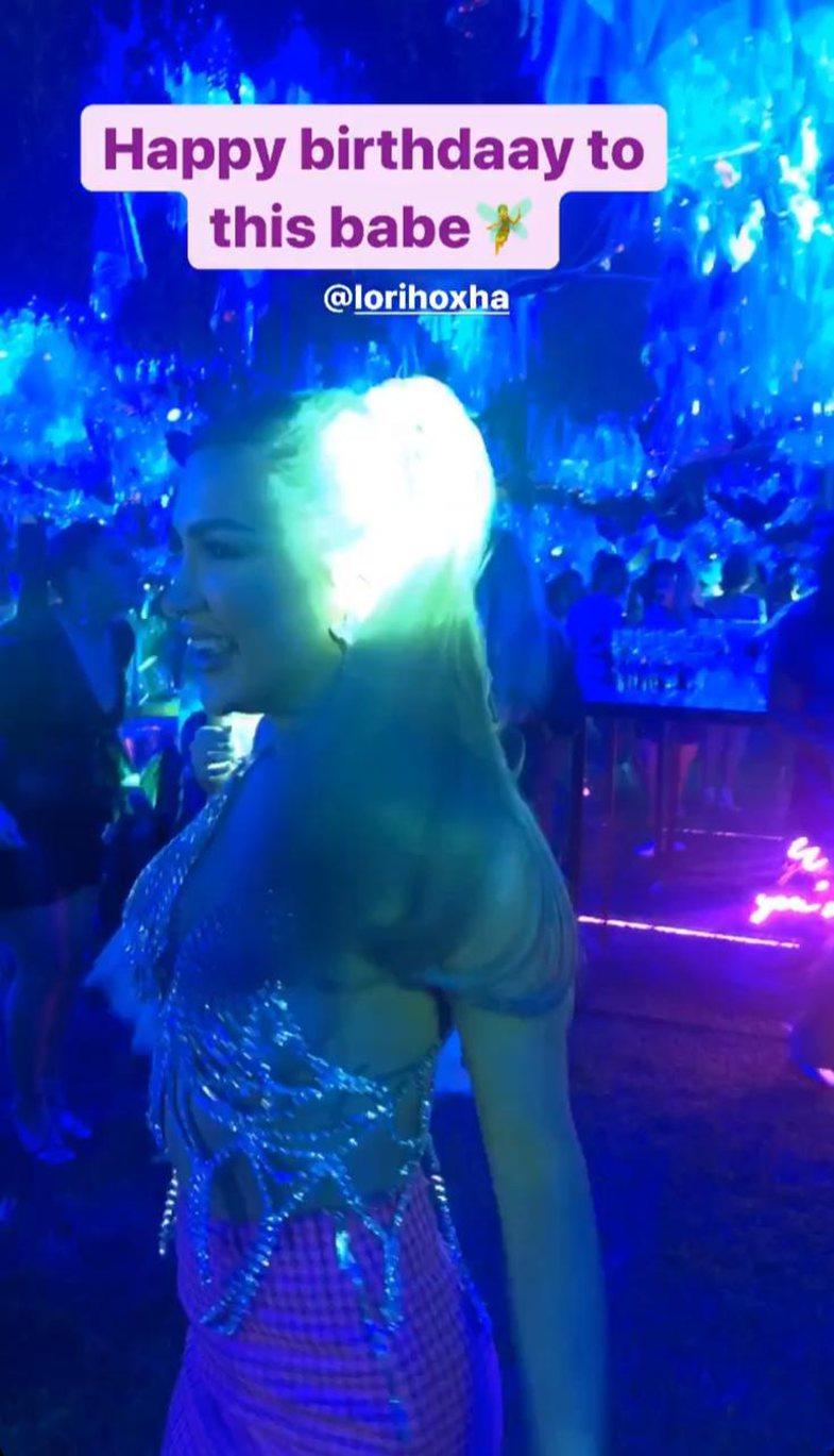 Ditëlindja e Lori Hoxhës: Pamje nga festa me 27 të ftuar