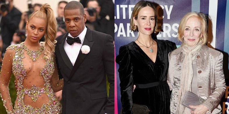 Këta çifte të famshmish, kanë një diferencë