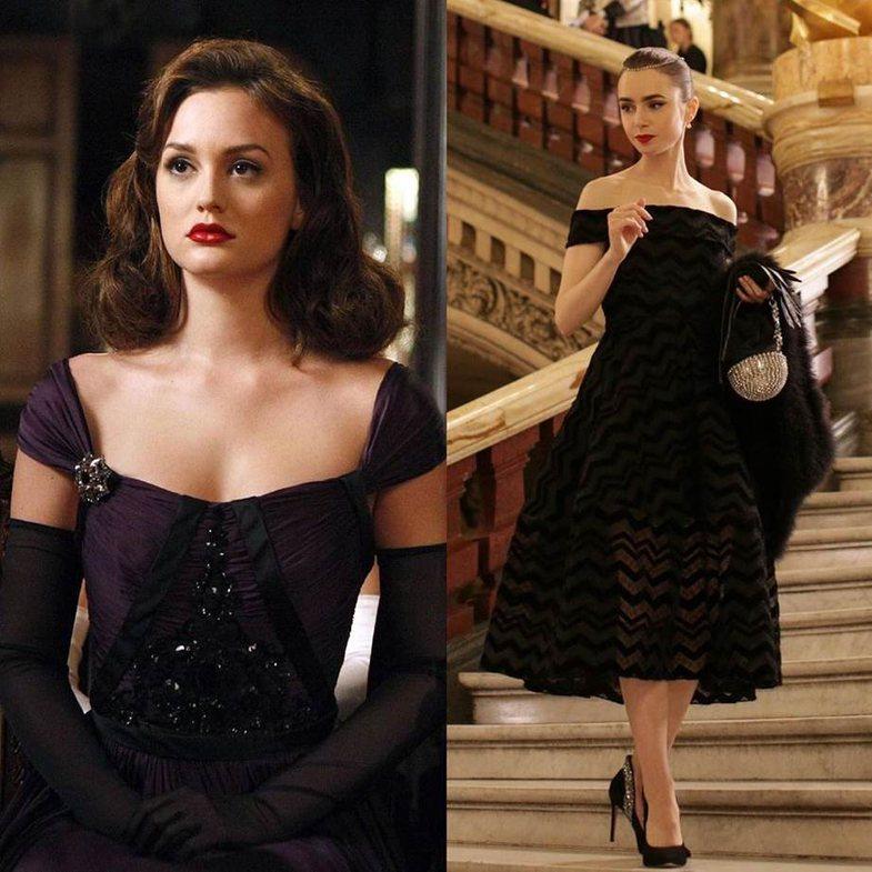 Blair Waldorf vs Emily Cooper: Kopje apo frymëzim?