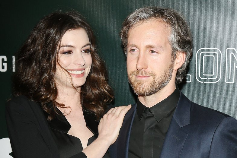 You can not imagine the profession that Anne Hathaway's son thinks she has