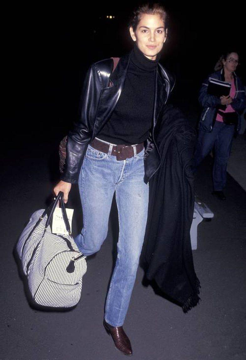 Xhaketa e famshme e lëkurës së viteve '90-të,