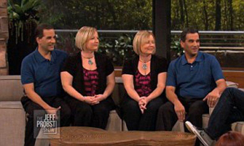 Histori: 'Binjaket që u martuan me binjakë dhe bënë