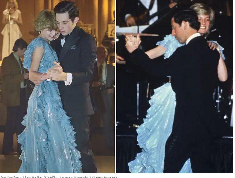 Kush është njëra dhe kush tjetra: 8 foto të princeshë