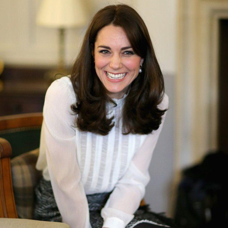 As Kate Middleton nuk i rezistoi dot dëshirës për të