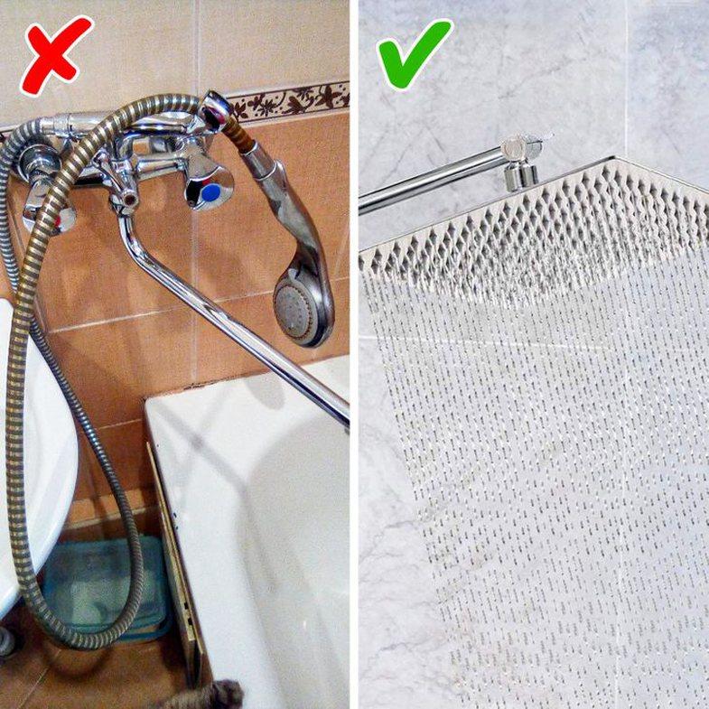 12 këshilla për ta bërë tualetin e shtëpisë