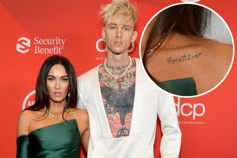 6 muaj pas lidhjes: Njerëzit janë të bindur se tatuazhi i ri i