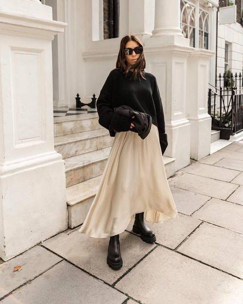 6 veshje të thjeshta trend, që do duan t'i provojnë të