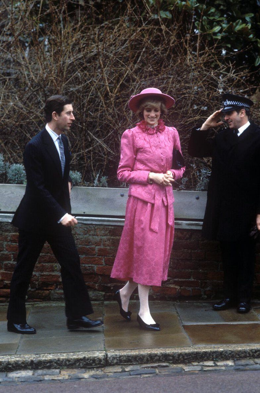 Klas dhe finesë: Çfarë vishte princeshë Diana gjatë