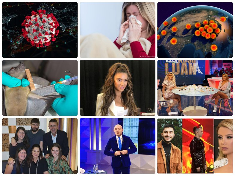 20 artikujt më të lexuar në Anabel.al gjatë 2020-s