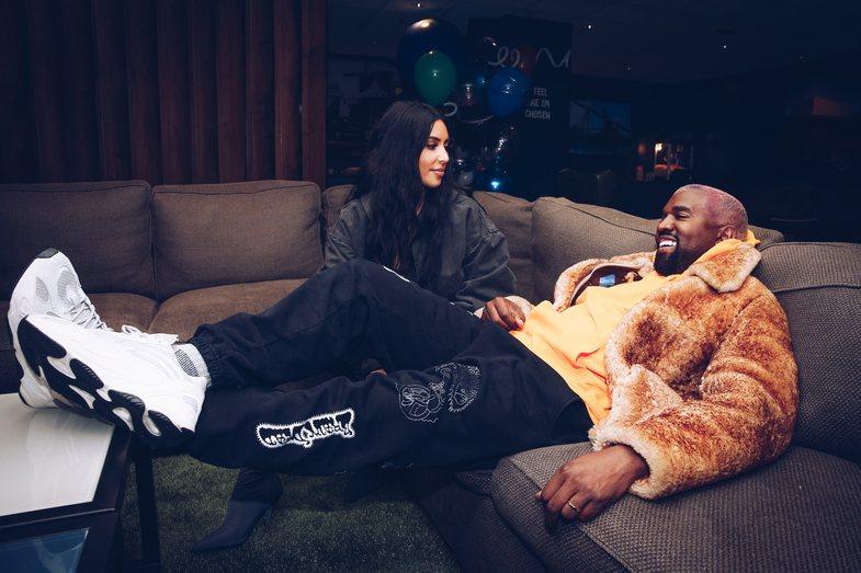 Pas 6 vitesh martesë, thuhet se Kim Kardashian dhe Kanye West janë