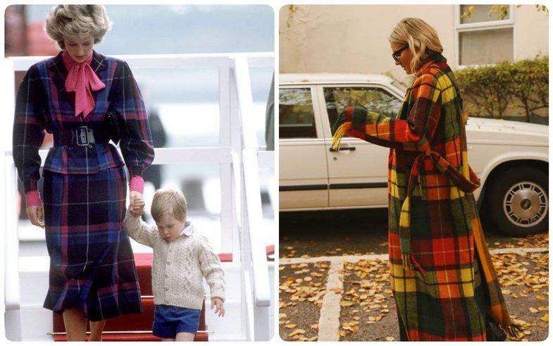 3 trendet e vitit 2021 që princeshë Diana i veshi e para