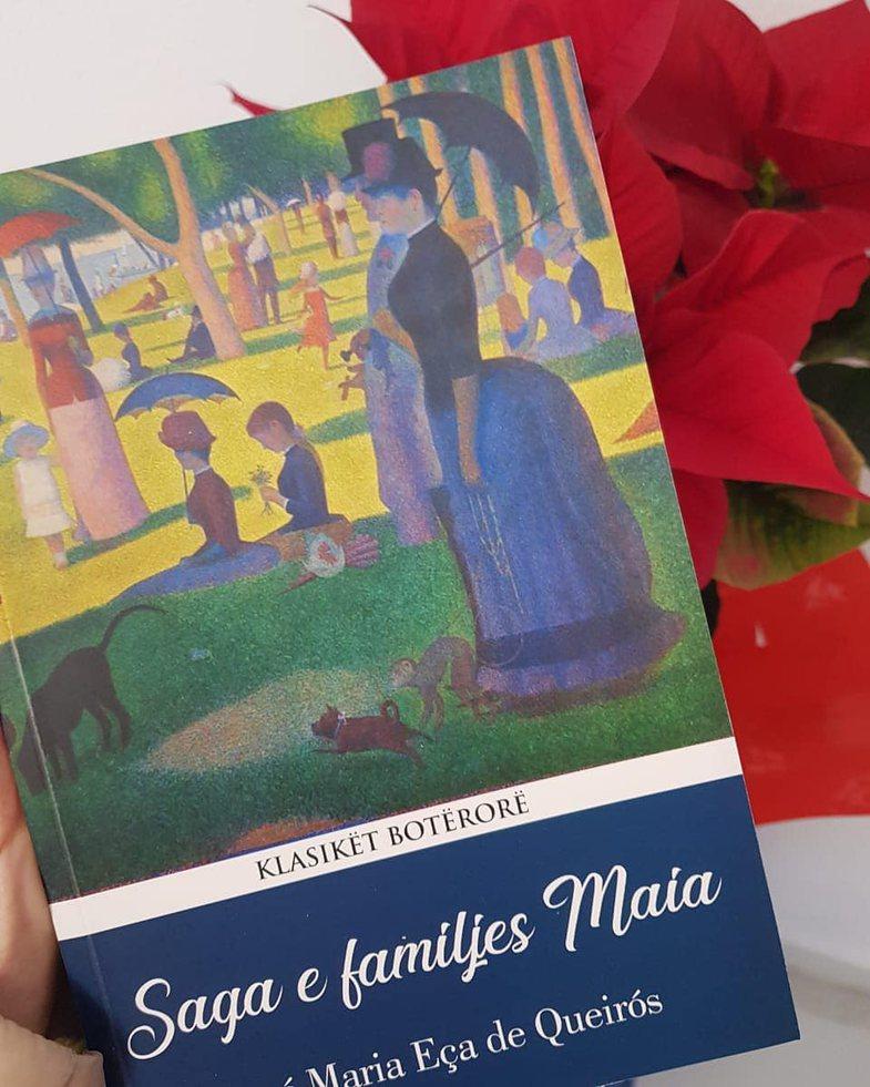 'Saga e familjes Maia', një klasik që duhet ta lexoni
