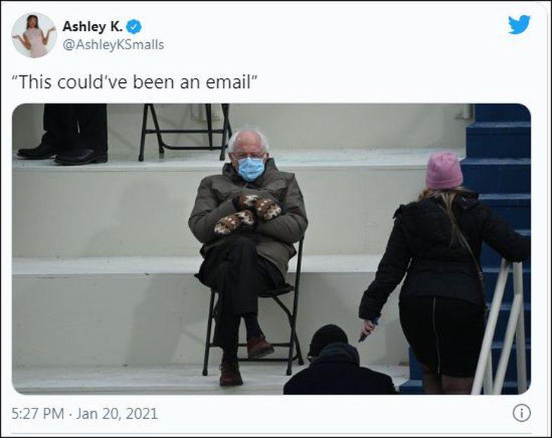 Si senatori amerikan përfundoi në memen më të famshme