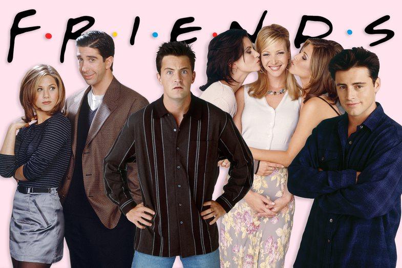 Zgjidh personazhin e preferuar te 'Friends' dhe zbulo se