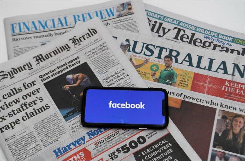 Përplasja me Australinë: Tërhiqet Facebook – Platforma