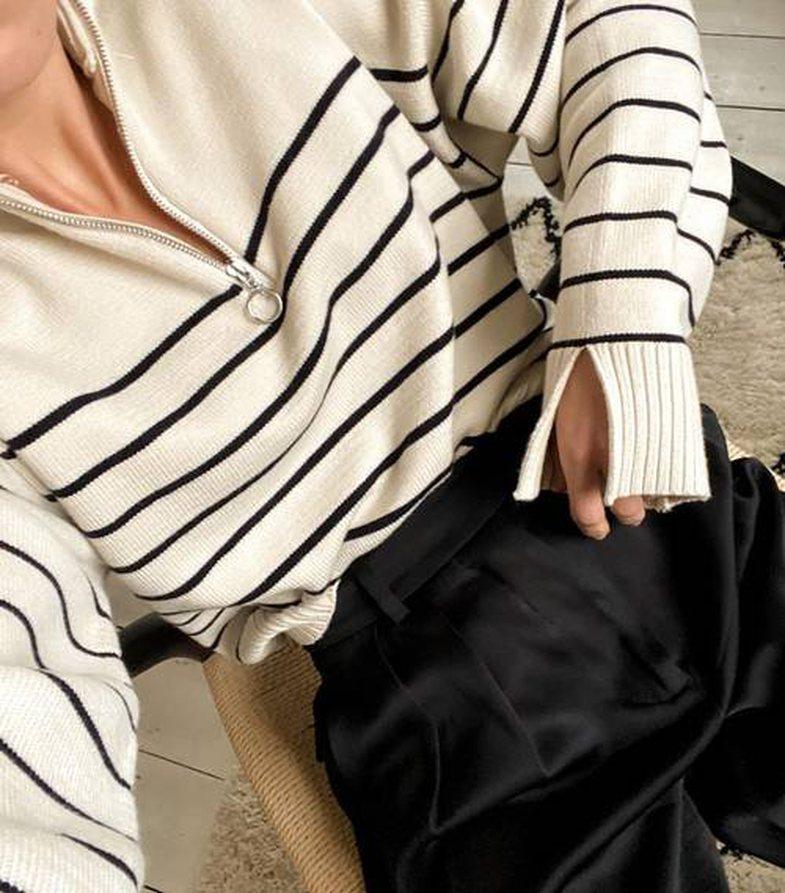 7 ide kombinimesh për bluzen më të famshme të momentit