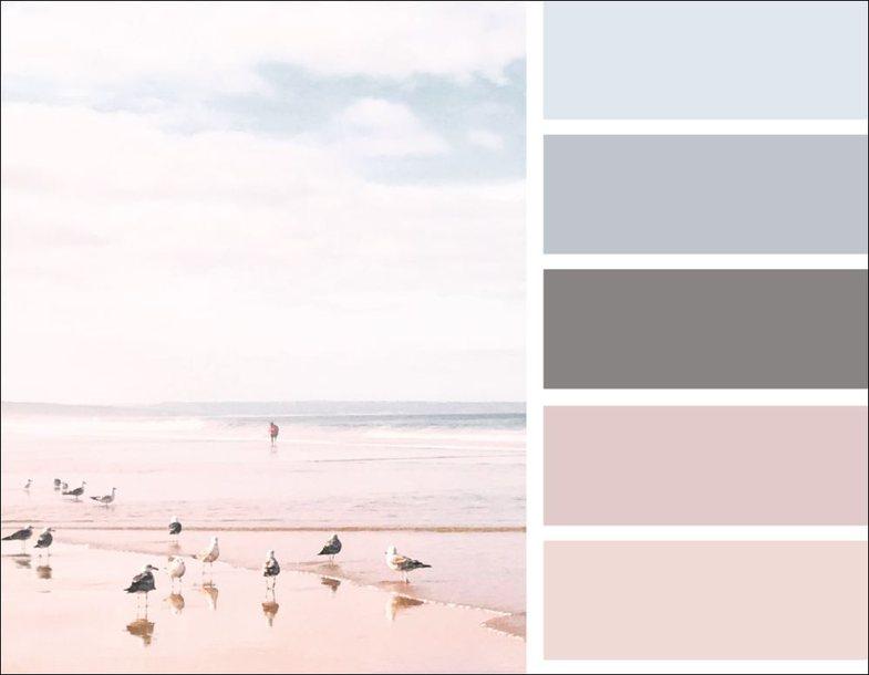 Test: Ç'paletë ngjyrash është shpirti yt