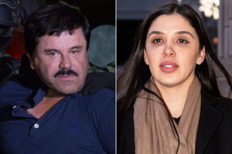 Gruaja e 'El Chapo' arrestohet: Akuza për komplot dhe trafik
