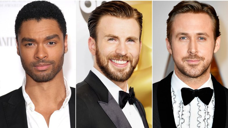 The film brings together 3 of the sexiest actors of the moment: Can you guess