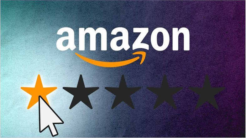 After people compared him to Hitler, Amazon quietly changed the logo