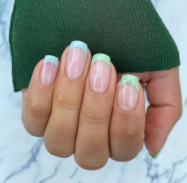Some very, very spring nail ideas
