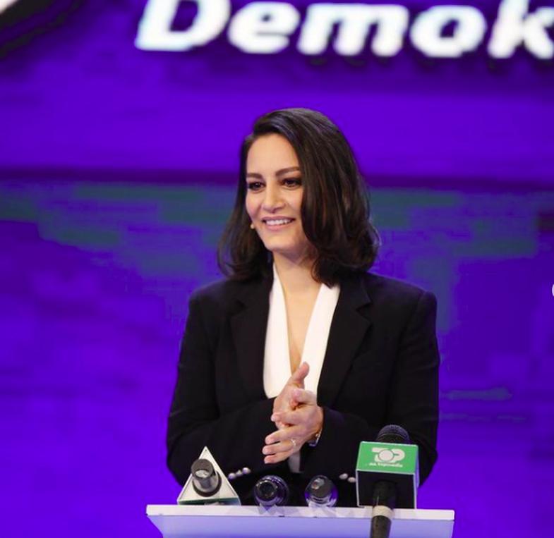 Erla Mëhilli, pjesë e televizionit: Zbulohet ku do ta shohim së