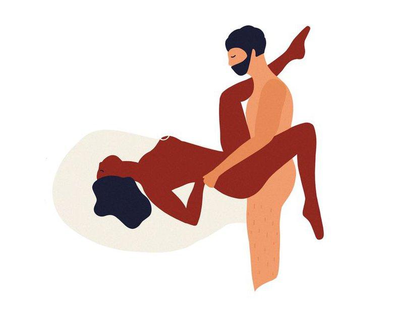 7 pozicione seksi që çdo çift duhet t'i provojë