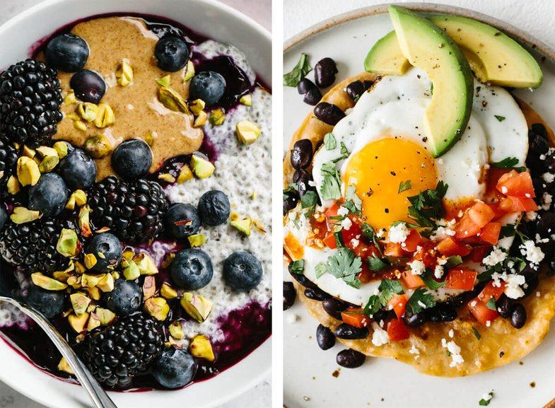 Ç'duhet të hani në mëngjes për ta filluar
