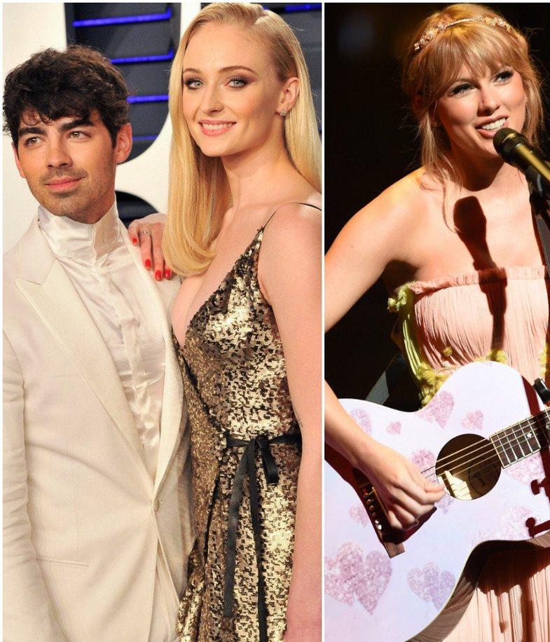 Taylor Swift (ndoshta) i dedikoi këngë ish-it, Joe Jonas: