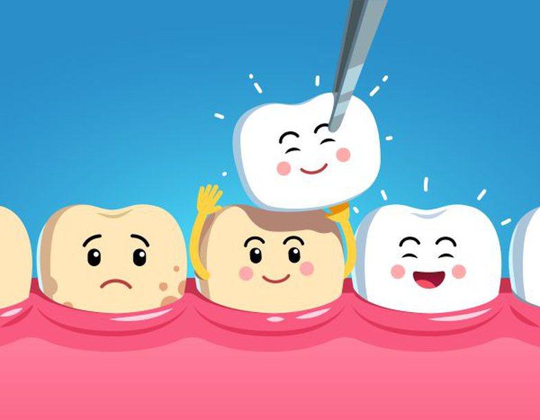 Nëse doni dhëmbë të bardhë dhe frymëmarrje më