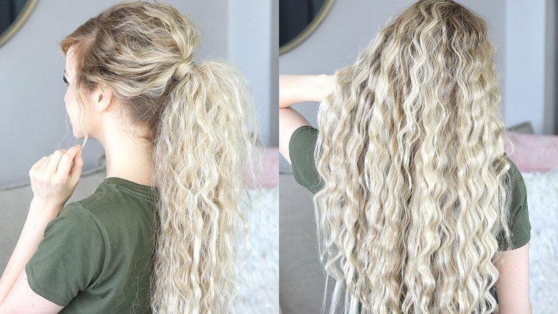 Flokët 'sirenë' janë zyrtarisht #trend dhe mund