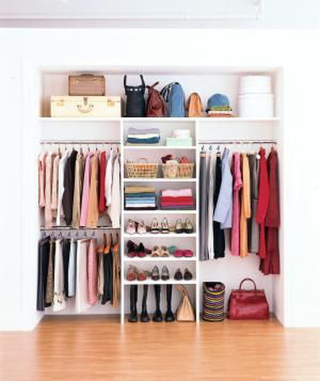 How To Create More Space In The Closet?