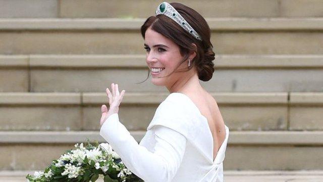 Who Designed The Bridal Dress Princess