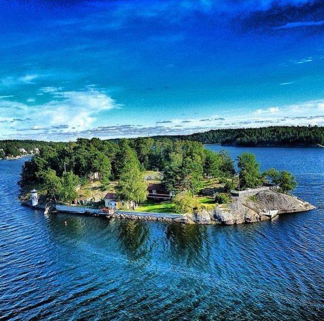 Ka një ishull ku mund të shkoni për pushime falas