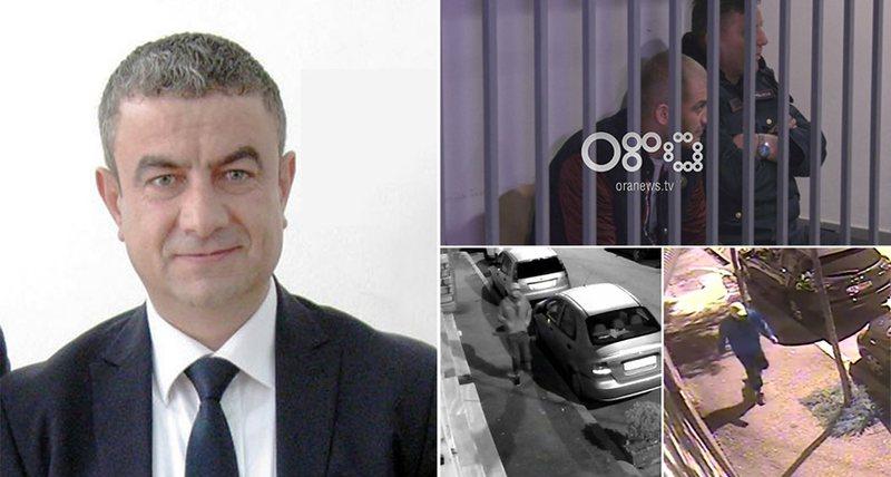 Vrasja e Artan Cukut, Greqia liron nga burgu porositësin dhe ndihmësin