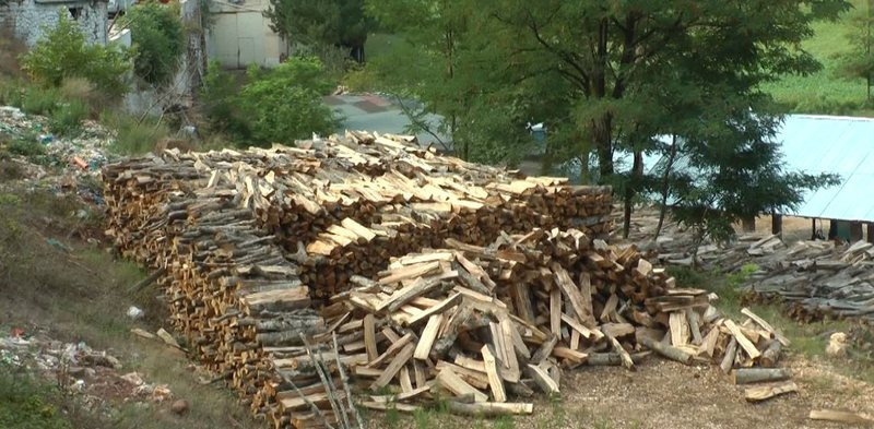 Deforestation plagues the country