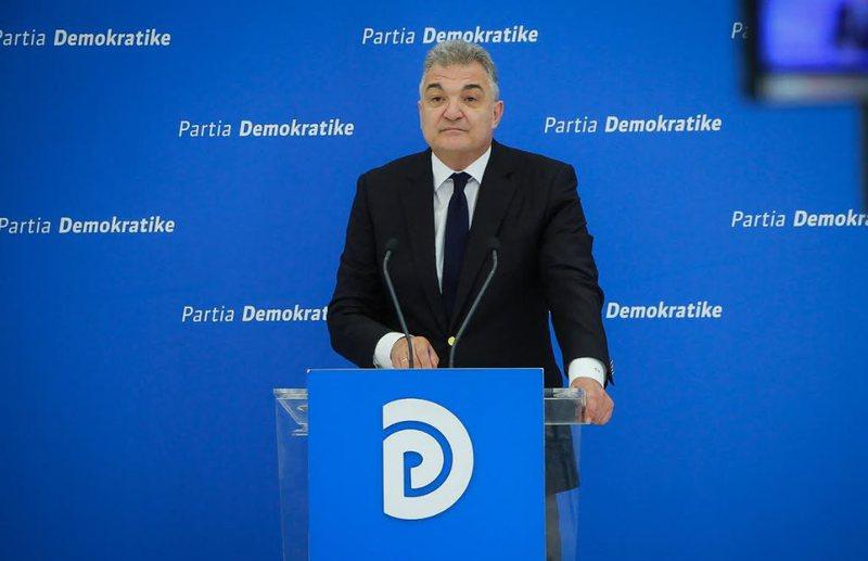 PD kërkon skualifikimin e kandidaturës Artur Metani
