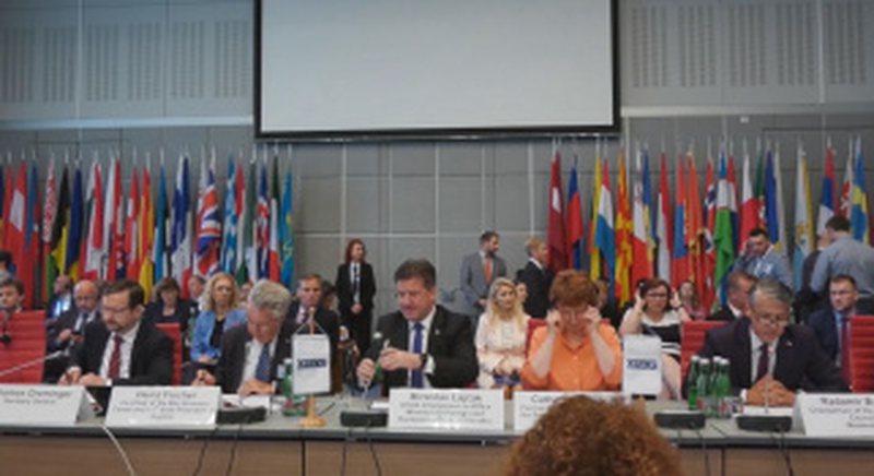 OSCE Cancels Official Visit
