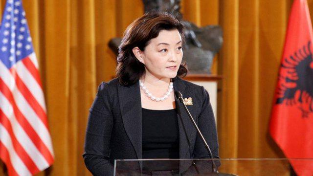Shqipëria në Këshillin e Sigurimit, Yuri Kim: Urime, SHBA-të