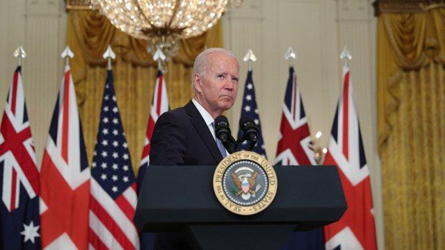 Biden zemëron Francën dhe BE-në me iniciativën e re të