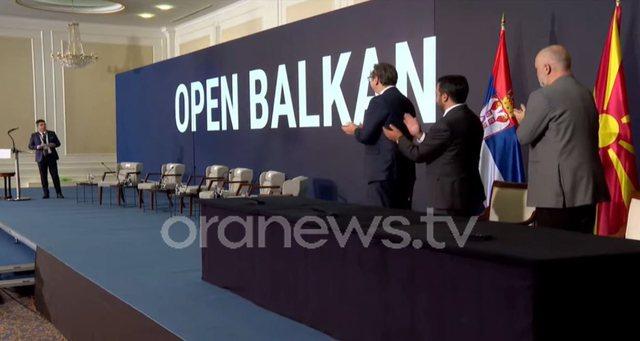 """Prezantohet në Shkup """"Ballkani i Hapur"""""""