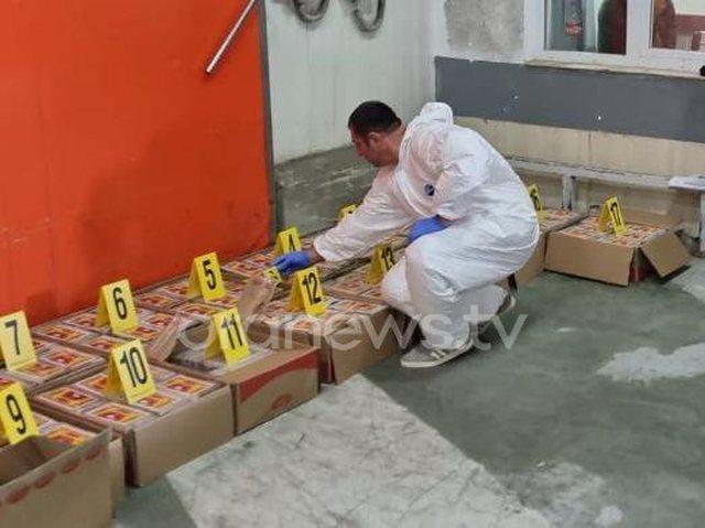 Sasi rekord kokaine prej 400 kg në Kosovë, erdhi nga Brazili, kaloi