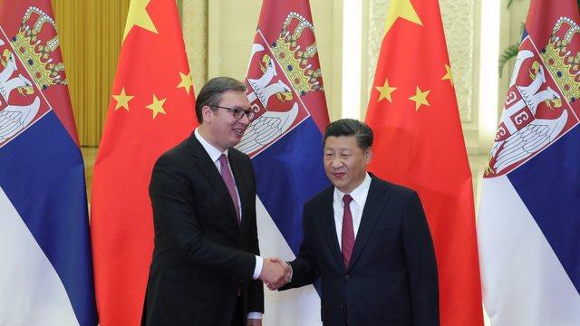 Serbia 'i fal' të gjitha autokracitë që nuk e njohin