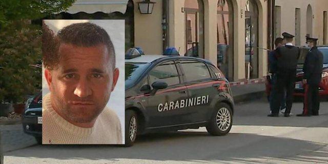 Italiani 36-vjeçar nuk përmbahet/ Qëllon me armë