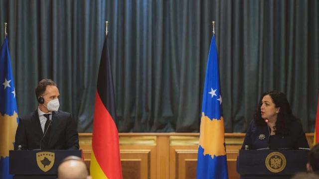 Kryediplomati gjerman: Idetë për ndryshim kufijsh janë joreale