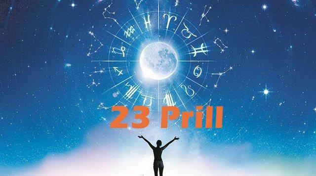Horoskopi 23 Prill, ja çfarë kanë parashikuar yjet për ju
